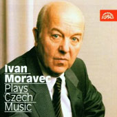 Ivan Moravec Plays Czech Music