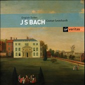 J.S. Bach: English Suites