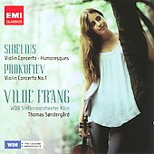 Sibelius: Violin Concerto; Humoresques; Prokofiev: Violin Concerto No. 1