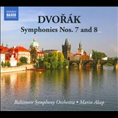 Dvorak: Symphonies Nos. 7 & 8