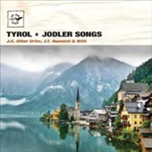 Various Artists: Jodler Songs: Music from the Tyrol
