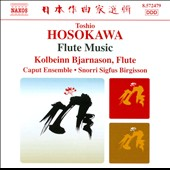 Toshio Hosokawa: Flute Music