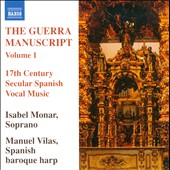 The Guerra Manuscript, Vol. 1