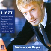 Liszt: Sonata in B minor; Waldesrauschen; Rigoletto; Etc.