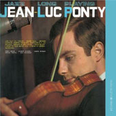 Jean-Luc Ponty: Jazz in Paris: Jazz Long Playing