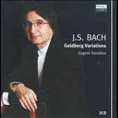 Bach: Goldberg Variations / Koroliov