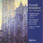 Durufl&eacute;: Requiem, Mass 