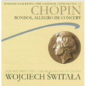 Chopin National Edition, Vol. 12: Rondos, Allegro de Concert