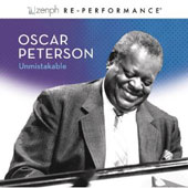 Oscar Peterson: Unmistakable