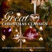 Great Christmas Classics by Schutz, Scarlatti, J.S. Bach, Handel