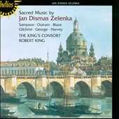 Zelenka: Sacred Music / Sampson, Outram, Blaze, Gilchrist, George, Harvey