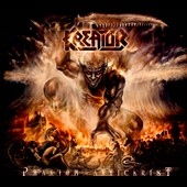 Kreator: Phantom Antichrist [CD/DVD] [Deluxe Edition] [Digipak]