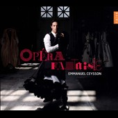Op&eacute;ra Fantaisie - transcriptions of arias by Bellini, Tchaikovsky, Bizet, M&eacute;hul, Gounod et al. / Emmanuel Ceysson, harp
