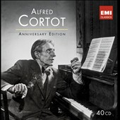 Alfred Cortot: Anniversary Edition [Box Set]
