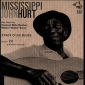 Mississippi John Hurt: Stack O'Lee Blues