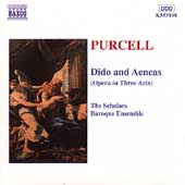 Purcell: Dido and Aeneas / Scholars Baroque Ensemble