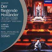 Wagner: Der fliegende Holländer - Highlights / Dorati, et al