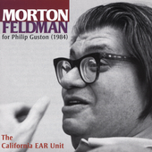 Feldman: for Philip Guston / California EAR Unit