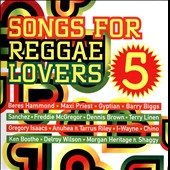 Various Artists: Songs for Reggae Lovers, Vol. 5
