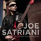Joe Satriani: The Complete Studio Recordings [Box]