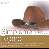 Various Artists: Simplemente Tejano [Sony]
