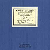 Schubert: Piano Trios, etc / La Gaia Scienza