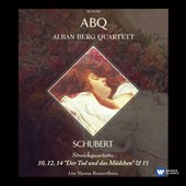 Schubert: String Quartets Nos. 10, 12, 14