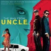 Daniel Pemberton: The Man from U.N.C.L.E. [Original Motion Picture Soundtrack] [2015]