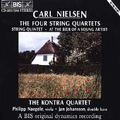 Nielsen: The Four String Quartets, Quintet / Kontra Quartet