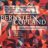 Bernstein, Copland / Litton, de Waart, Hickox, et al