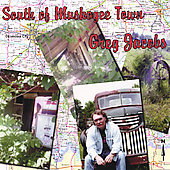 Greg Jacobs (Vocals): South of Muskogee Town