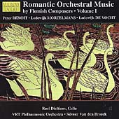 Flemish Romantic Orchestral Music Vol 1 /Van den Broeck, etc