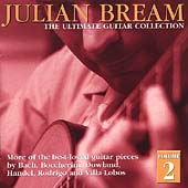 Julian Bream - The Ultimate Guitar Collection Vol 2