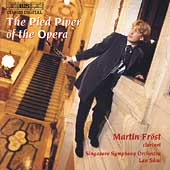 Pied Piper of the Opera / Martin Frost, Lan Shui, et al