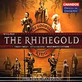 Opera in English - Wagner: Das Rheingold / Goodall, et al