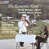 The Romantic Road - Rontgen, Grabert, et al / Weiger, Rowe