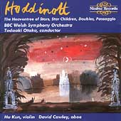 Hoddinott: The Heaventree of Stars, etc / Otaka, BBC Welsh