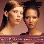 Vivaldi: L'Olimpiade / Alessandrini, Mingardo, Invernizzi