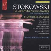 Tchaikovsky: Aurora's Wedding;  Debussy, et al / Stokowksi