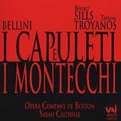 Bellini: I Capuleti e i Montecchi / Caldwell, Scott, et al