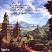Bach: Piano Music / Angela Hewitt