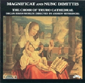 Magnificat and Nunc Dimittis Vol 10 / Truro Cathedral Choir