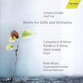 Dvorak, Suk: Works for Cello & Orchestra / Bruns, et al