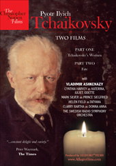 Tchaikovsky's Women; Fate - Two films by Christopher Nupen / Ashkenazy, Swedish RSO [DVD]