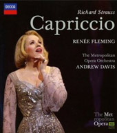 Strauss: Capriccio / Davis/Met, Renee Fleming [Blu-Ray]