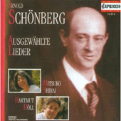 Schoenberg:selected Songs
