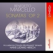 Marcello: Sonatas / Hirsch, Accademia Claudio Monteverdi