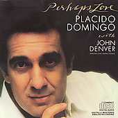 Plácido Domingo: Perhaps Love