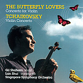 The Butterfly Lovers - Tchaikovsky, Gang Chen / Shaham
