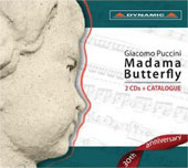 Puccini: Madama Butterfly / Domingo, Dessi, Armiliato, Pons, Rinaldi, et al